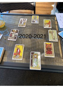 Wheel Tarot Spread