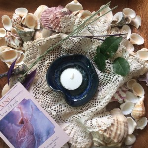 June Altar of Shells