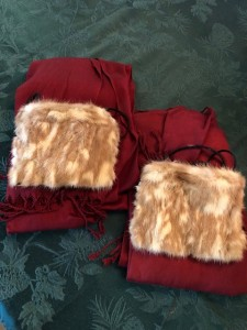 Priestesses Pouches - from Grammy Elise's furs