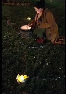 WS 2018 Natalie at Cauldron