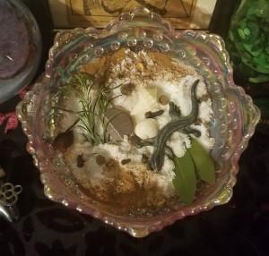 Natalie's Salt Bowl