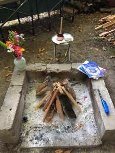 SS Fire Altar
