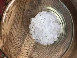 Epsom salt or Kosher salt